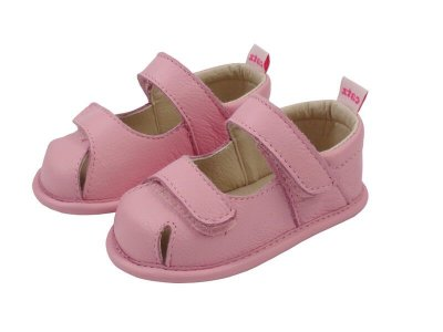 Sandália Infantil Catz Lillo Rosa Bebê