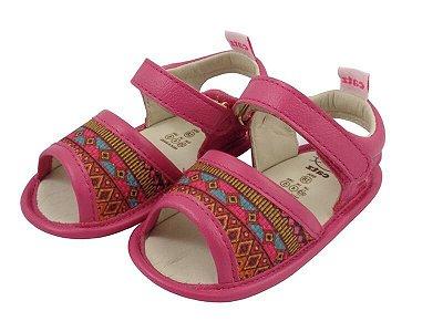 Sandália Infantil Catz Lolla Hippie Pink