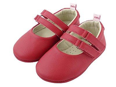 Sapatilha Infantil Catz Twinny Vermelha