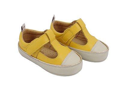 Tênis Infantil Catz Babaloo Amarelo