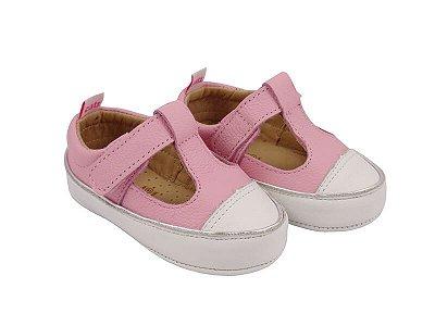Tênis Infantil Catz Babaloo Rosa Bebê