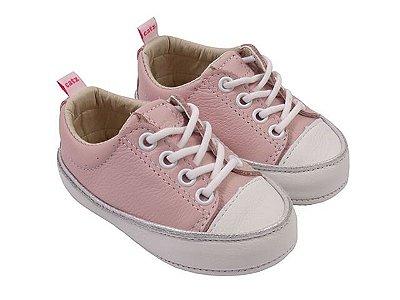 Tênis Infantil Catz Noddy Cadarço Rosa Claro