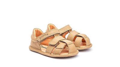 Sandalia infantil gambo baby caramelo