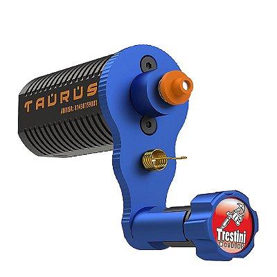 Máquina Rotativa Taurus Azul