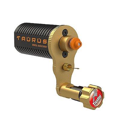 Máquina Rotativa Taurus Champanhe - EDIÇÃO LIMITADA