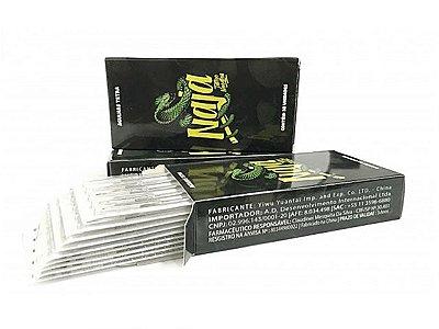 Agulha Soldada e Esterilizada Naja Tattoo Needles - Traço 09 - Caixa com 50 Unidades