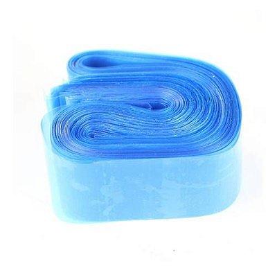 Protetor de Clip Cord Tex 08 x 70cm - 50 Unidades - Azul