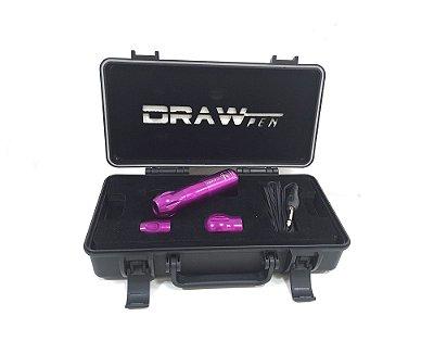 Draw Pen Lilás - Case + RCA + 3 Gripps