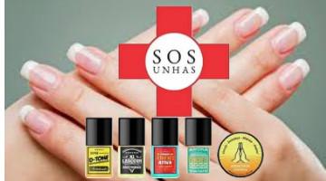Linha de Tratamento Unhas SOS Unhas da Top Beauty