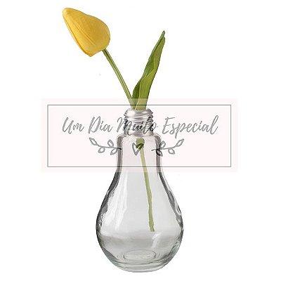 Vaso de Vidro Lâmpada