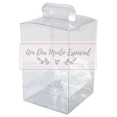 Caixa de Acetato Maleta 22x14,5x14,5