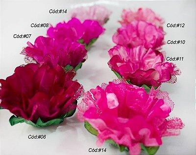 Cravo c/ Tela Tons Rosa
