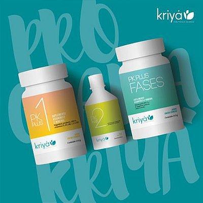 kIT programa kRIYA - Detox Limpeza Desintoxicação Emagrecimento