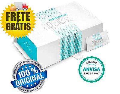 AGELESS - Creme Instantâneo JEUNESSE - (Caixa 50 SACHES) - Frete Grátis