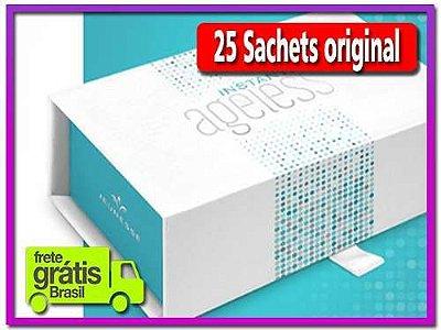 Instatly AGELESS base Instantânea JEUNESSE (25 Saches) - Frete Grátis