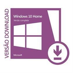 Windows 10 Home 32/64 bits - DOWNLOAD -  KW9-00265