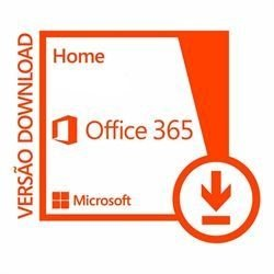 Office 365 Home p/ 5 PC ou MAC - DOWNLOAD - 6GQ-00088