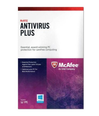 Antivirus Mcafee Plus Virtual Activation - 1 ano - DOWNLOAD