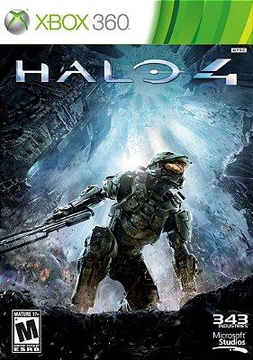 Halo 4 - Jogo Xbox 360 Novo