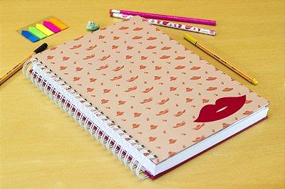 Caderno Escolar Lady