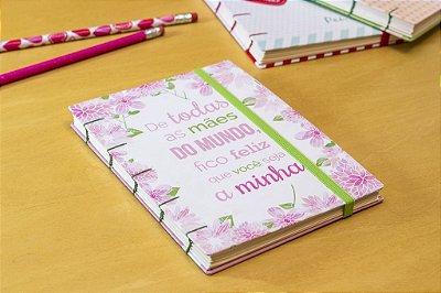 Sketchbook Mãe Poderosa - Aquarela