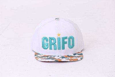Snapback - Grifo Camuflado