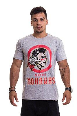 Camiseta Mohawks Cinza