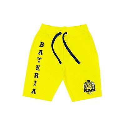 Shorts Masculino AMARELO BAM