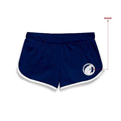 Shorts Feminino Damásio C/ Bordado