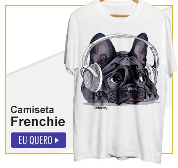 Bulldog Francês - Mini Banner