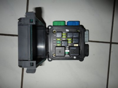 Modulo De Distribuição De Energia Pdm Hyster Yale 580074261