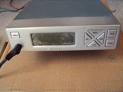 Radio Sinalizador Com Sirene Ambulancia Policia Bombeiro