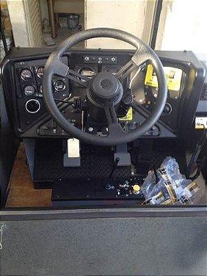 Simulador Kit Conversão Immersive Technologies Komatsu