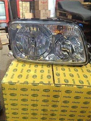 Farol Mercedes Benz Actros Hella Original