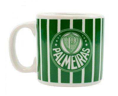 Caneca De Porcelana Palmeiras 120ml Oficial
