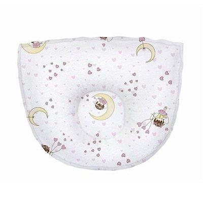 Travesseiro Bebê Anatômico Estampado Fada Lua Papi