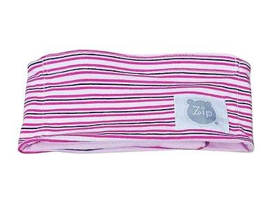 Faixa Térmica Abdominal Bebê Com Ervas Pink Zip