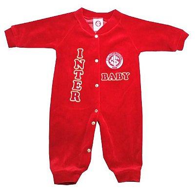 Macacão Bebê Internacional Plush Oficial