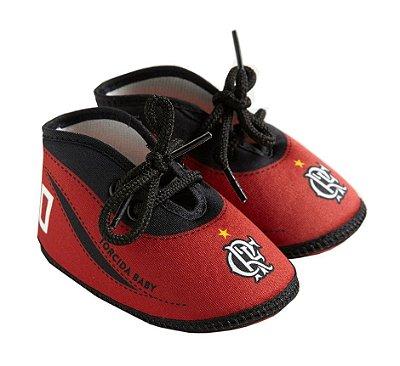Tênis Bebê Flamengo - Torcida Baby