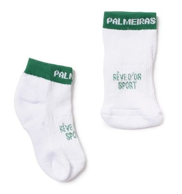 Meia Bebê Palmeiras Rede Oficial