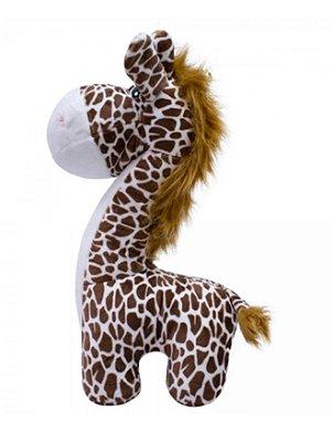 Pelúcia Girafinha Com Focinho Comprido 27cm