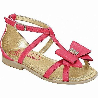 Sandália Infantil Pampili Iaia Pink Baton (Tamanho 25 ao 32)