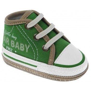 Tênis Bebê Pimpolho Star Baby Verde