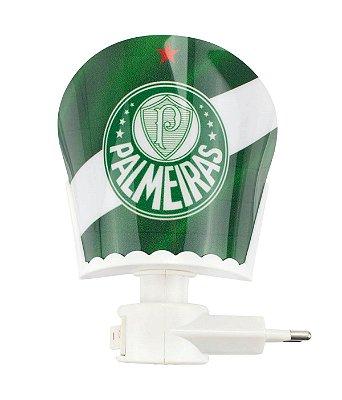 Mini Luminária Refletiva Palmeiras Oficial