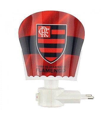 Mini Luminária Refletiva Flamengo Oficial