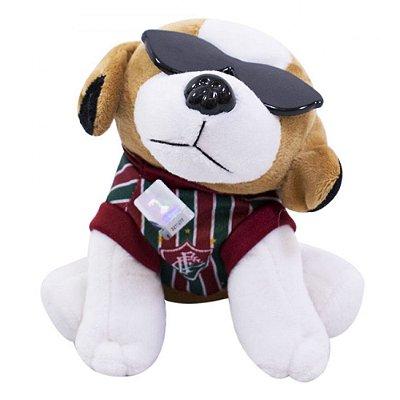 Chaveiro Cachorrinho Beagle Fluminese 16 cm Oficial