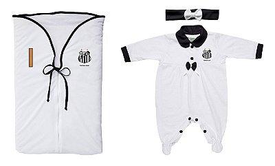Kit Saída Maternidade Santos Meninas - Torcida Baby