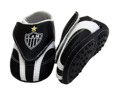 Chuteirinha Bebê Atlético MG Oficial