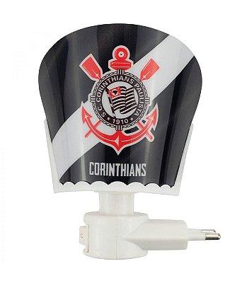 Mini Luminária Refletiva Corinthians Oficial