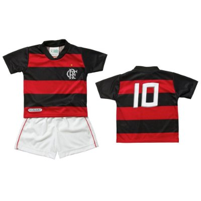 Conjunto Bebê/Infantil Flamengo - Torcida Baby